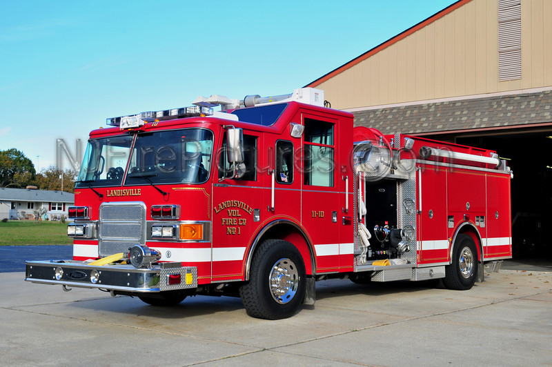 LANDISVILLE, NJ (BORO OF BUENA) ENGINE 1110