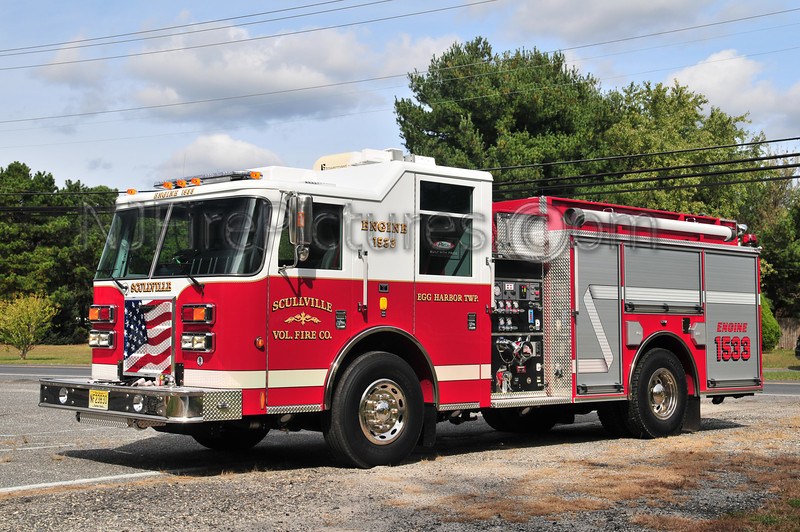 EGG HARBOR TWP, NJ ENGINE 1533 - SCULLVILLE
