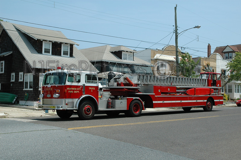 VENTNOR CITY, NJ TRUCK 1
