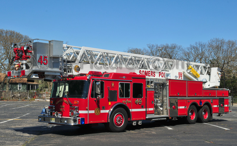 SOMERS POINT, NJ TOWER 45