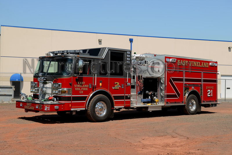 EAST VINELAND, NJ ENGINE 12-21