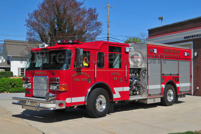 NORTHFIELD, NJ ENGINE 64