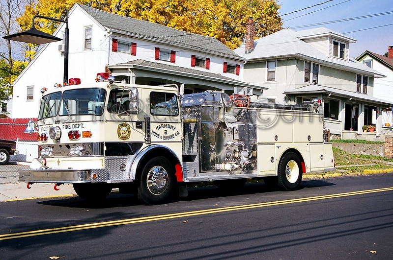 BOONTON - ENGINE 304 - 1976 GREAT EASTERN 1000/500/25