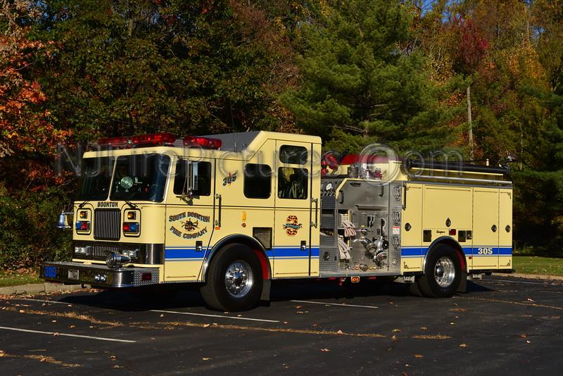BOONTON, NJ ENGINE 305
