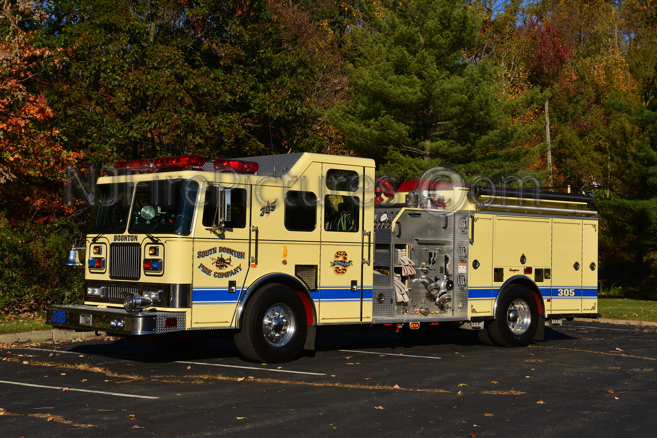 BOONTON, NJ ENGINE 305