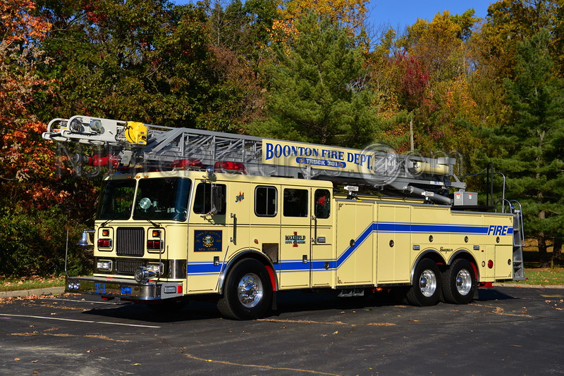 BOONTON, NJ LADDER 301