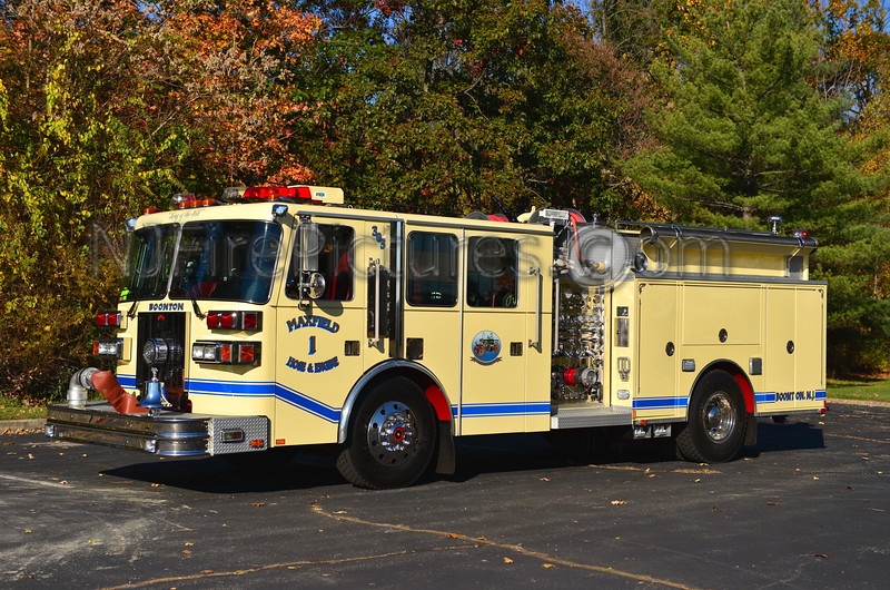 BOONTON, NJ ENGINE 303