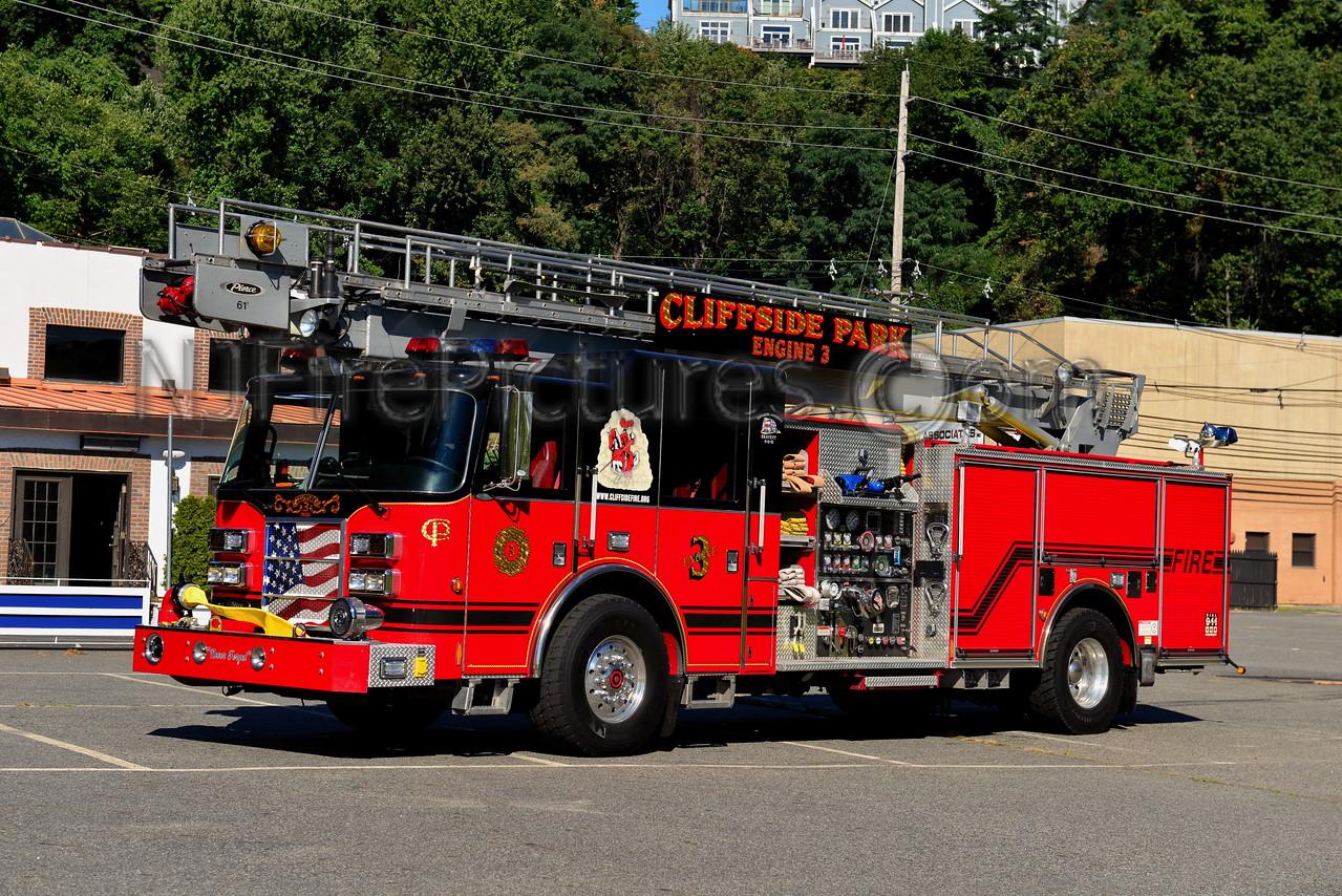 CLIFFSIDE PARK, NJ ENGINE 3