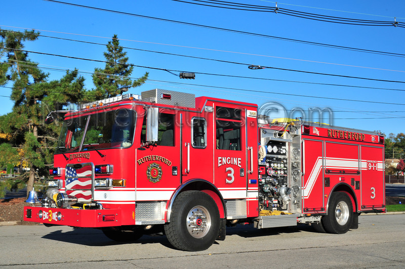 RUTHERFORD, NJ ENGINE 3