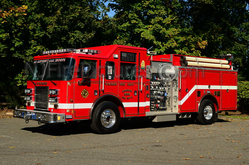 WYCKOFF NJ ENGINE 233