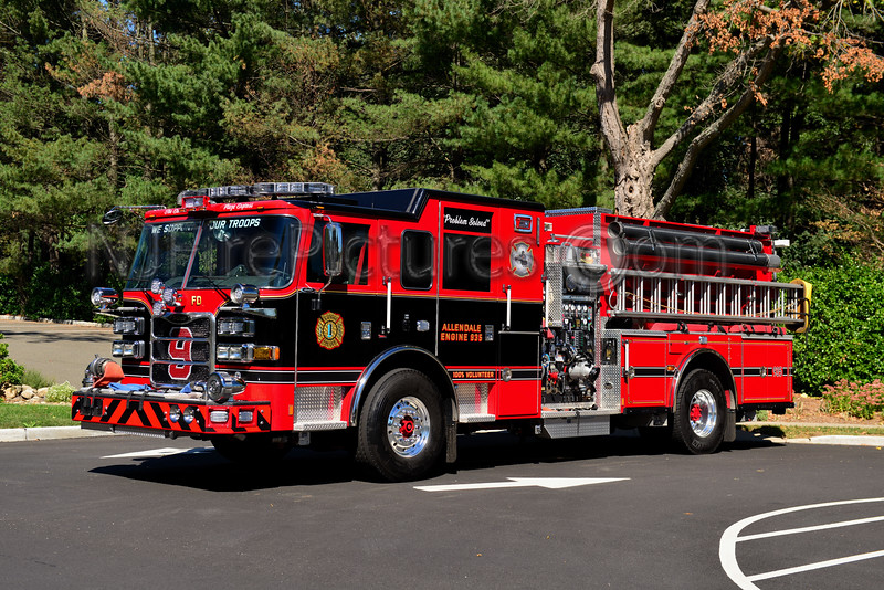 ALLENDALE, NJ ENGINE 935