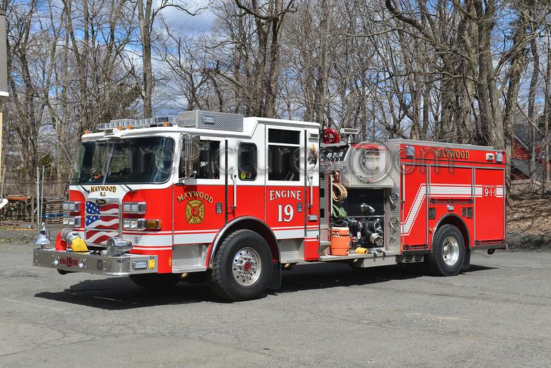 MAYWOOD, NJ ENGINE 19