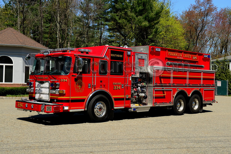 FRANKLIN LAKES, NJ ENGINE 334