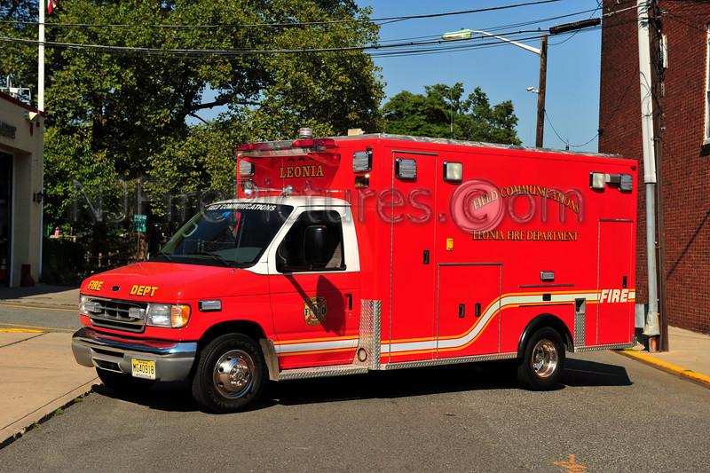 LEONIA, NJ FIELD COMMUNICATIONS UNIT