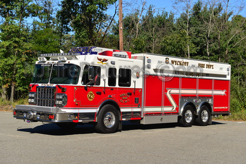 WYCKOFF, NJ RESCUE 242