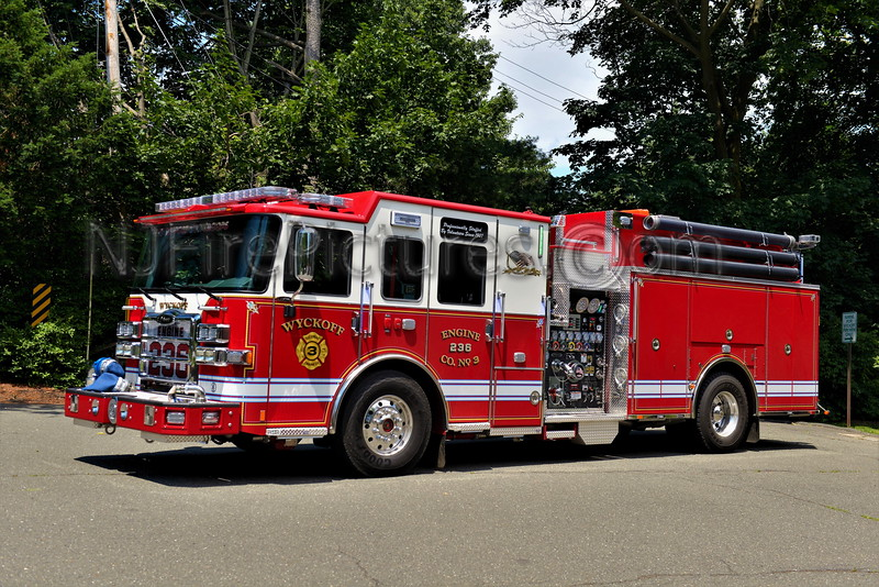 WYCKOFF, NJ ENGINE 236