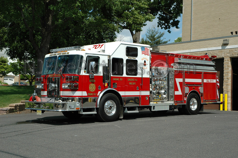 CARLSTADT, NJ ENGINE 701