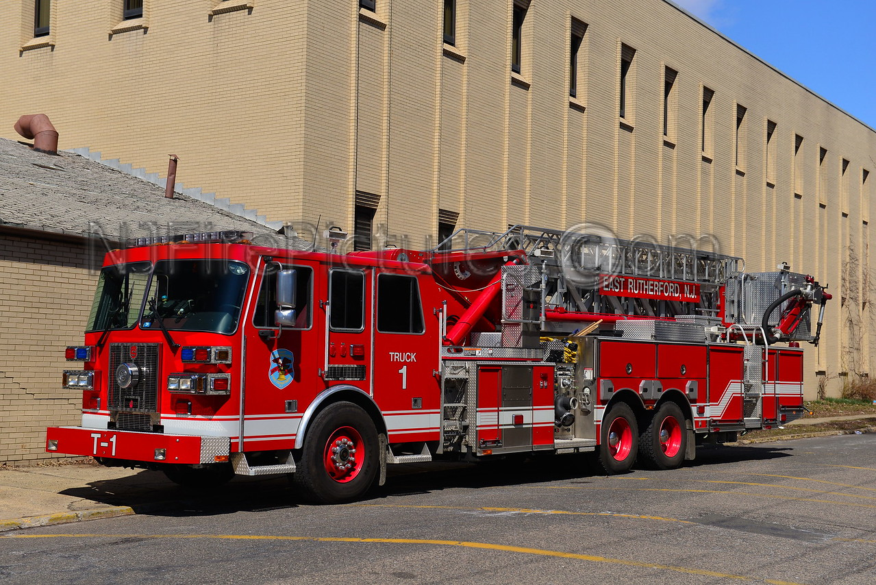 EAST RUTHERFORD, NJ TRUCK 1