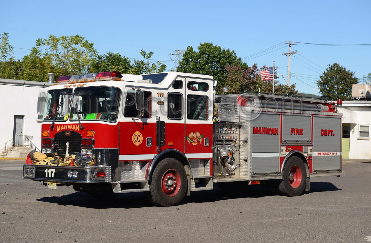 MAHWAH, NJ ENGINE 117