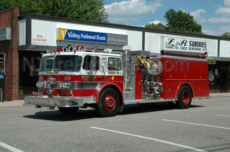 MOONACHIE, NJ ENGINE 804