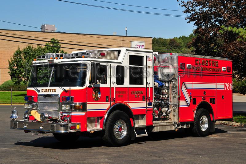 CLOSTER, NJ ENGINE 761