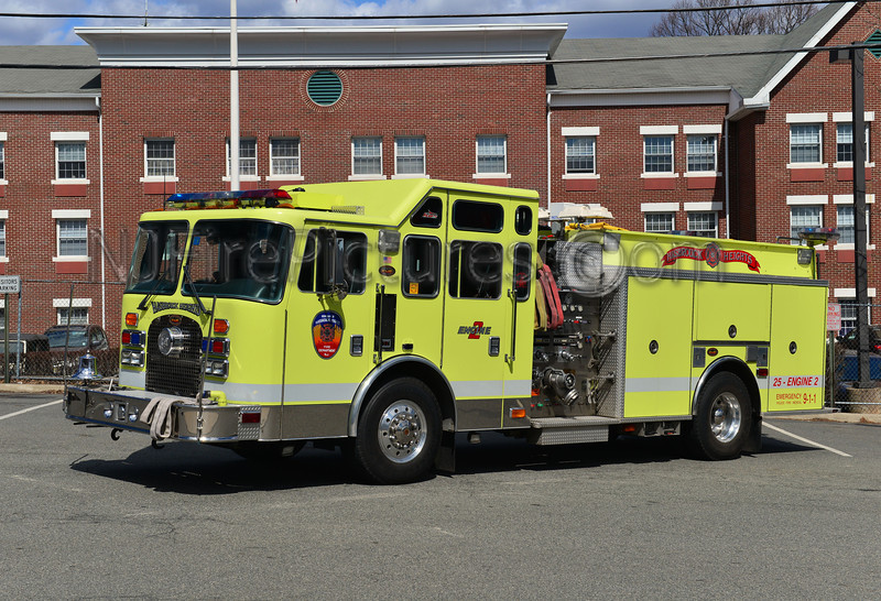 HASBROUCK HEIGHTS, NJ ENGINE 25-2