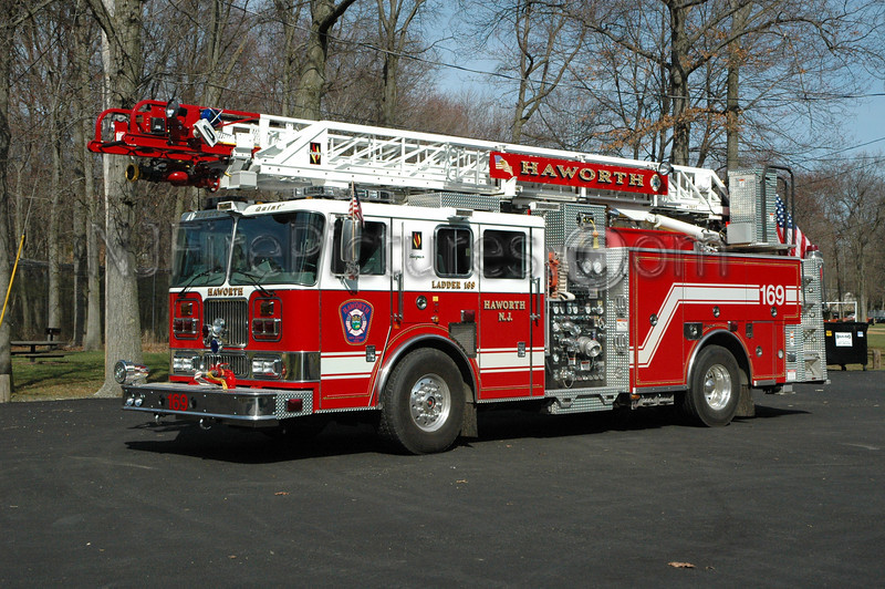 HAWORTH, NJ LADDER 169