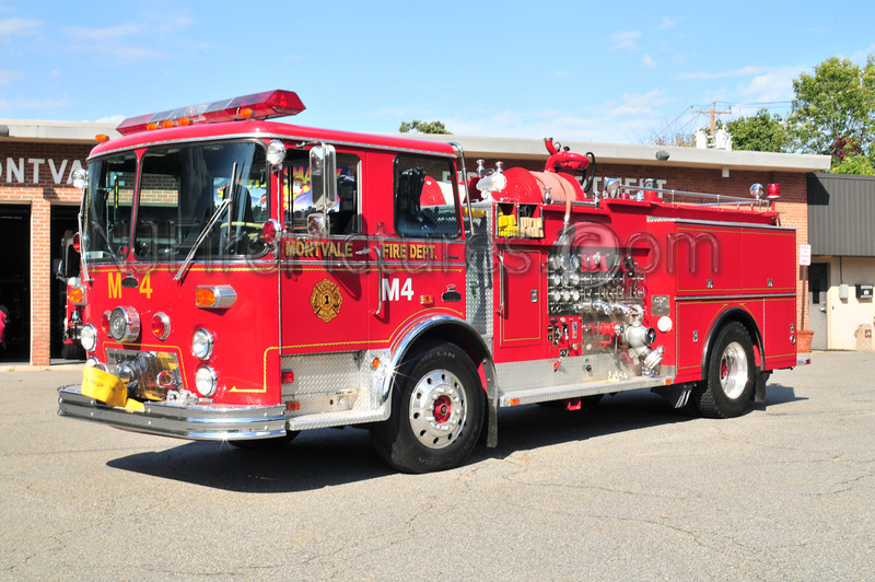 MONTVALE, NJ ENGINE M4