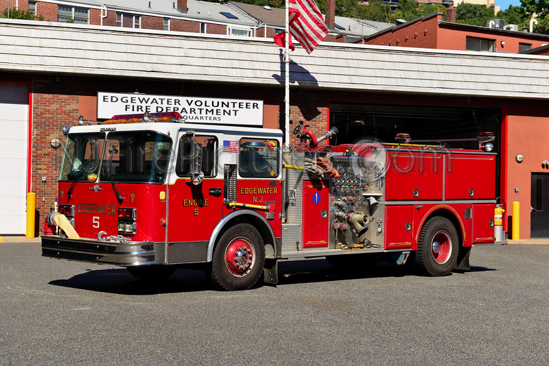 EDGEWATER, NJ ENGINE 5