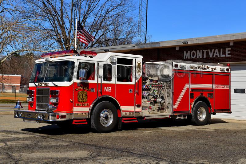 MONTVALE, NJ M-2