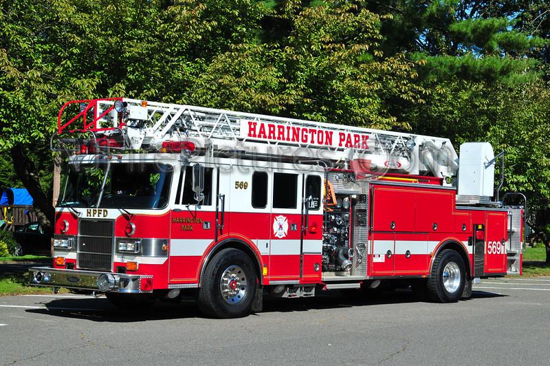 HARRINGTON PARK, NJ LADDER 569