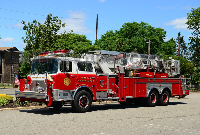 NEW MILFORD, NJ TRUCK 31