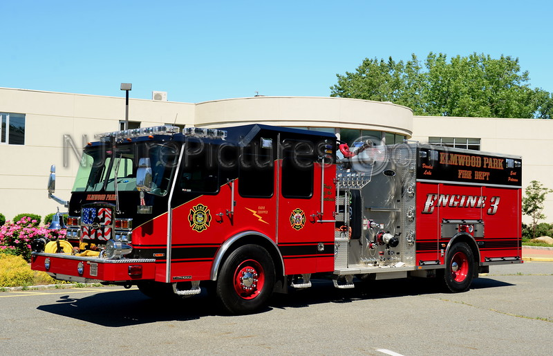 ELMWOOD PARK, NJ ENGINE 3
