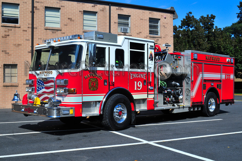 MAYWOOD, NJ ENGINE 19