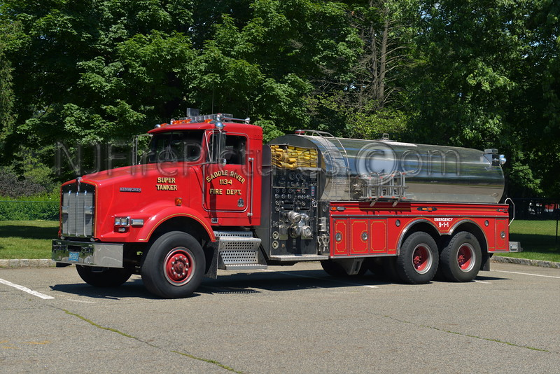 SADDLE RIVER, NJ TANKER 1134
