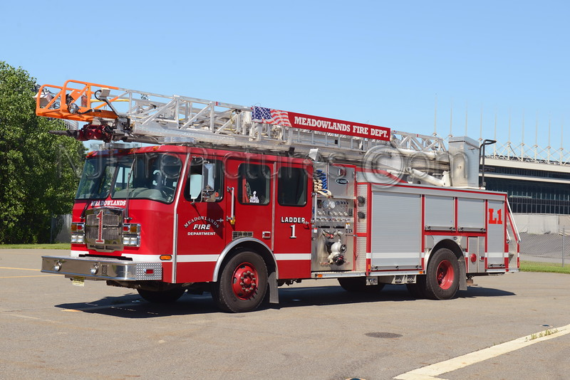 MEADOWLANDS SPORTS COMPLEX LADDER 1