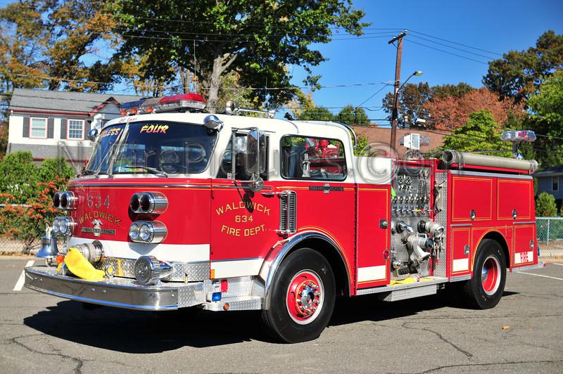 WALWICK, NJ ENGINE 634