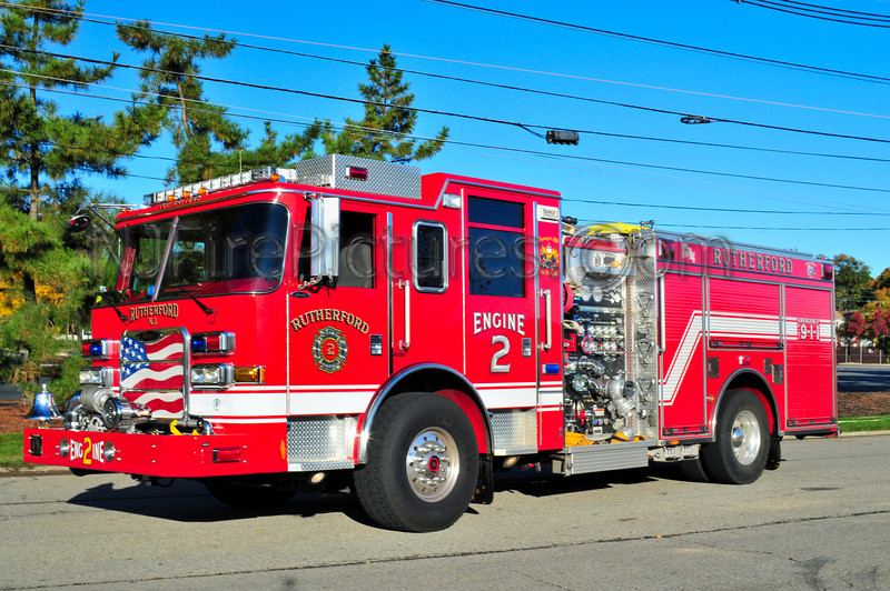 RUTHERFORD, NJ ENGINE 2