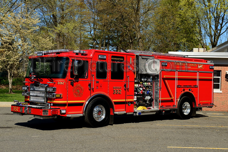 FRANKLIN LAKES, NJ SQUAD 332