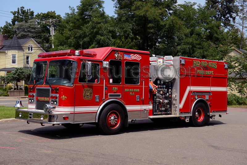 HO-HO-KUS, NJ ENGINE 731