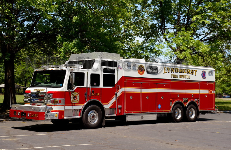 LYNDHURST, NJ RESCUE 32-34