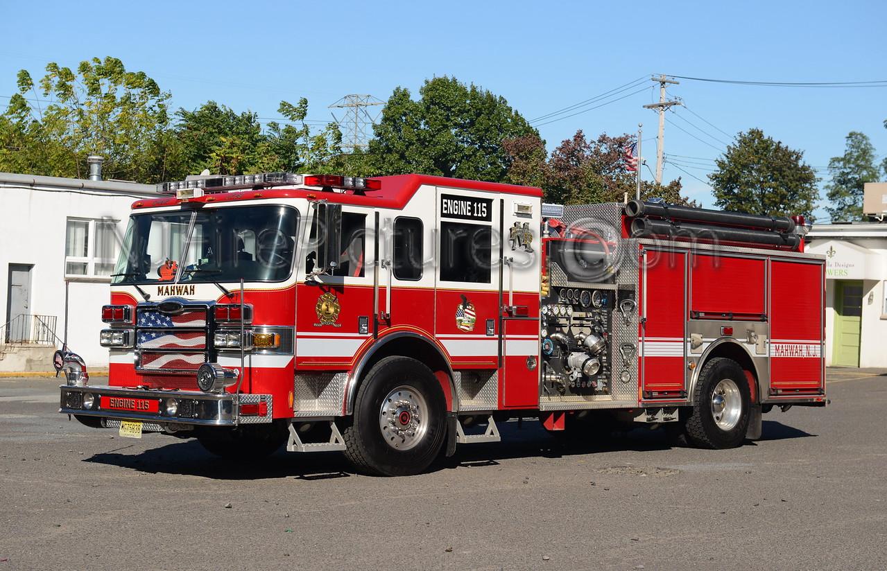 MAHWAH, NJ ENGINE 115