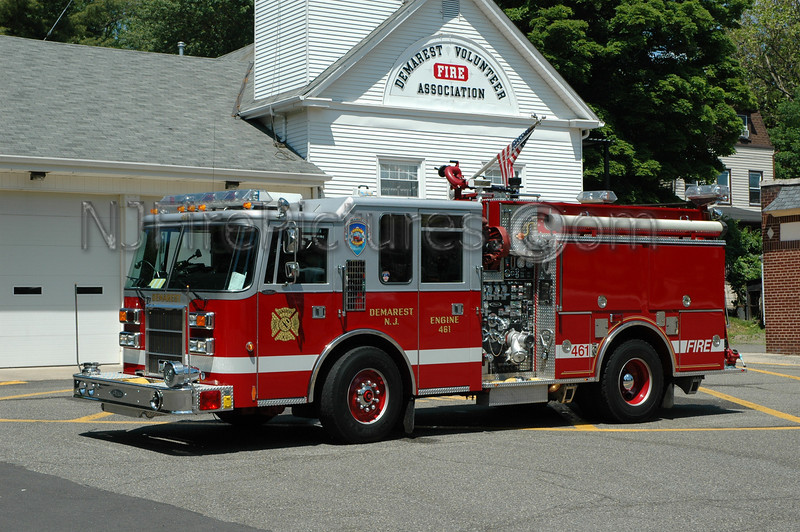 Demarest - Engine 461 - 1994 Pierce Dash 1750/750/30