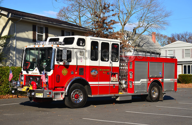 NEW MILFORD, NJ ENGINE 32
