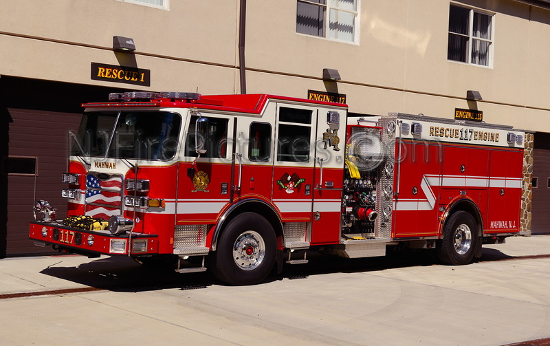 MAHWAH, NJ ENGINE 117
