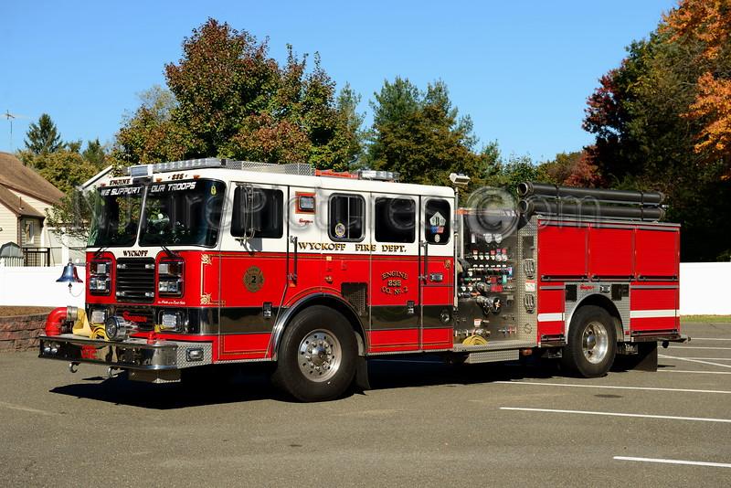 WYCKOFF NJ ENGINE 232