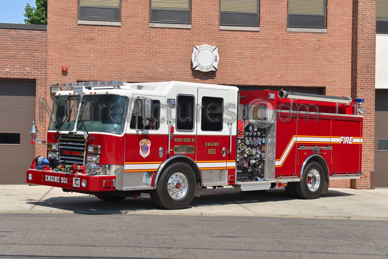 WOOD RIDGE, NJ ENGINE 901