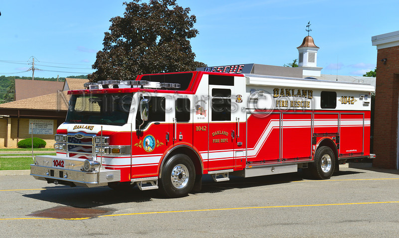 OAKLAND, NJ RESCUE 1042