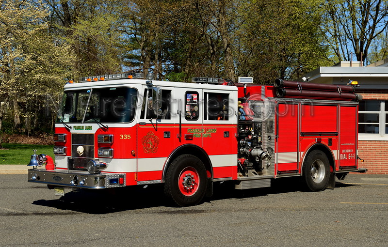 FRANKLIN LAKES, NJ ENGINE 335