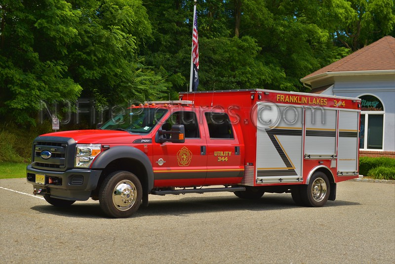 FRANKLIN LAKES, NJ UTILITY 344